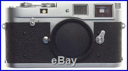 M2 LEICA RANGEFINDER VINTAGE 35mm LEITZ CLASSIC FILM CAMERA ORIGINAL SEAL INTACT