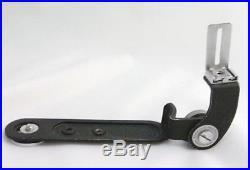 M3 Leica 35mm Vintage Film Camera Range Finder Black Body two lens carry case