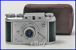 MICROCAMERA DUCATI SOGNO una Leica in miniatura! Eccellenti condizioni