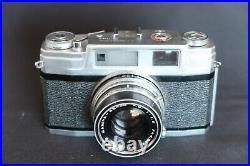 Mamiya 35 S Rangefinder Camera, Refurbished, Ready to Shoot, Nice