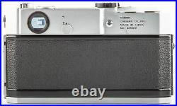 Messsucherkamera Canon 7 35mm Rangefinder L39 LTM Film Camera Body + leathercase