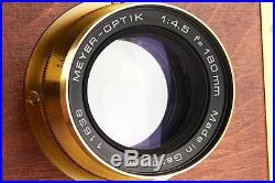 Meyer Optik Globica II Luxus PLEASE ASK US FOR THE SHIPPING COSTS // 28545,2