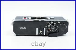 Minolta CLE Rangefinder Film Camera Body Leica Parts/Repair #324