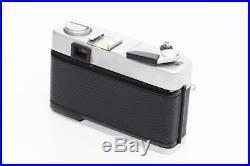 Minolta Hi-Matic 7 SII w. 1.7/40mm Rokkor