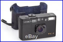 Minolta TC-1 black // 30667,1