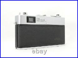 Mint, Refurbished Canon Canonet QL-17 Rangefinder Film Camera from Japan