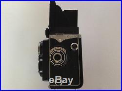 Mint YASHICA-MAT M/COPAL-mxv6X6 TLR Original Box Case Cap & Inst. 1960s Vintage