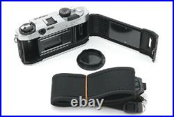 NEAR MINT VOIGTLANDER BESSA T SIlver RANGEFINDER Film Camera from Japan