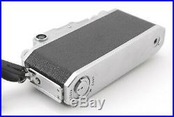 NEAR MINTCanon IIB 35mm Film Camera Rangefinder with50mm F/1.8 Lens From Japan