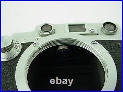 NICCA IIIs Rangefinder CAMERA with 5cm f/2 NIKKOR H. C NIPPON KOGAKU Lens Works