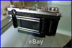 NIKON S2 Rangefinder VINTAGE camera body. Nippon Kogaku Tokyo