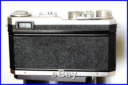 NIKON SP Rangefinder Camera with Standard Lens EXCELLENT+