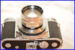 Nokton Voigtlander Prominent I Rangefinder Camera With Nokton 1.5 Lens