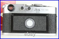 NOS-Vintage Leica M4-P Silver 1913-1983-70th Anniversary rangefinder camera