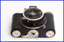 Nagel Pupille w. Leitz Elmar 3.5/5cm w. Case
