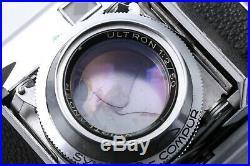 Near MINT Voigtlander Vitessa Ultron 50mm f/ 2 JAPAN #200394