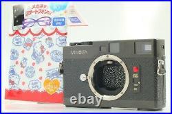 Near MINTMinolta CLE Rangefinder 35mm Film Camera Body From JAPAN #82