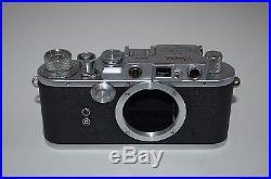Nicca-3S Vintage 1952 Japanese Rangefinder Camera. Serviced. 60116. UK Sale
