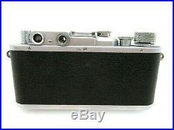 Nicca IIIS 53007 RF Leica Kopie M39 Nippon Kogaku Nikkor H C 5cm f2 632295 jq029