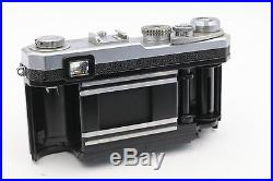 Nikon RF range finder S3 with 50mm F1.4 black lens