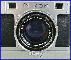 nikon | Vintage Rangefinder Camera