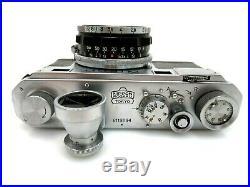Nikon S 6119294 Nippon Kogaku mit W Nikkor C 3,5cm f1,8 352218 rf Wide jq023