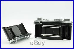 Nikon S Rangefinder Film Camera Body Chrome #408