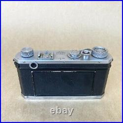 Nikon S Tokyo Nippon Kogaku Vintage 35mm Rangefinder Film Camera With 50mm F2 Lens