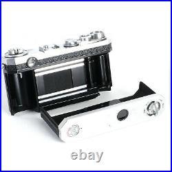 Nikon S2 35mm Rangefinder Camera with Nikkor-S. C 50mm f1.4 Lens Parts/Display