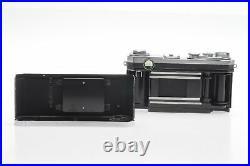 Nikon S2 Chrome Dial Nippon Kogaku Rangefinder Film Camera Body #736