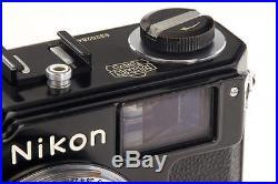Nikon S3 black Olympic // 29910,4