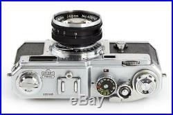 Nikon S3 chrome // 31741,10