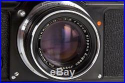 Nikon SP black paint repaint // 31486,3