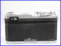 Nikon SP rangefinder with 5cm f1.4 Nikkor S Lens Recent CLA
