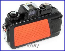 Nikonos V mit W-Nikkor 35mm 12,5 Japan UNDER WATER CAMERA working condition B/C