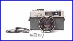 Olympus 35 RD mit 40mm F/1.7. Bei OM-Labor Geprüft Getestet! N. 434