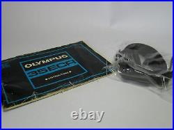 Olympus 35ECR Rangefinder Compact Zuiko f2.8 42mm Lens Vintage 35mm Camera