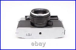 Olympus SC Vintage 35mm Rangefinder Film Camera, G Zuiko 42mm f1.8 Lens RARE (#)