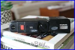 Olympus XA Rangefinder 35mm Camera with A16 Flash 2.8-22 Vintage Infinity