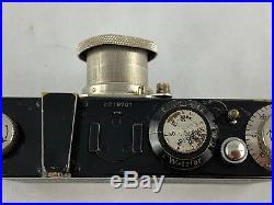 Original Leica I von 1929 in gutem Zustand mit Tasche