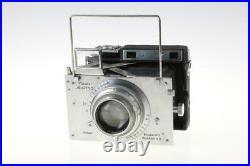 PLAUBEL Makina IIS Set 3 Objektive 3 Kassetten SNr 103220