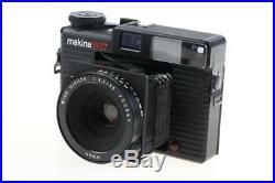 PLAUBEL Makina W67 mit Wide Nikkor 55mm f/4,5 SNr 706955