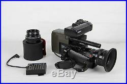 Panasonic Bauer Vce 266 Af Video Camera Newvicon Videocamera Behörden Cam Bund