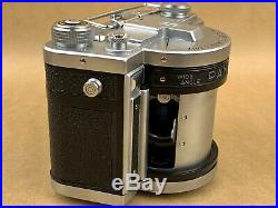 Panon 140 Degree Rare Wide Angle Camera with 50mm F/2.8 Lens VERY CLEAN