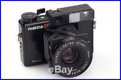 Plaubel Makina 67 // 28167,1
