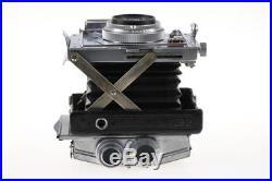Plaubel Makina IIIR mit Rap. Weitw. Orthar 73mm f/6,8 SNr 123043