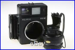 Polaroid 600se Set