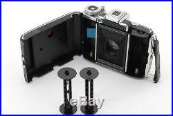 RARE! MINTZeiss Ikon Super Ikonta 531 Tessar 75mm f/3.5 Camera from Japan 378