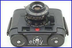 RARE! Near Mint Black Kodak KE-7 Signet 35 film camera From Japan