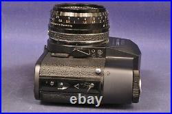 REGULA REFLEX 2000 CTL mit Schneider Xenon 1,9 x 50mm / Ringfoto Reflex
